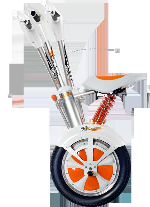 Airwheel A3 auto-equilibrio