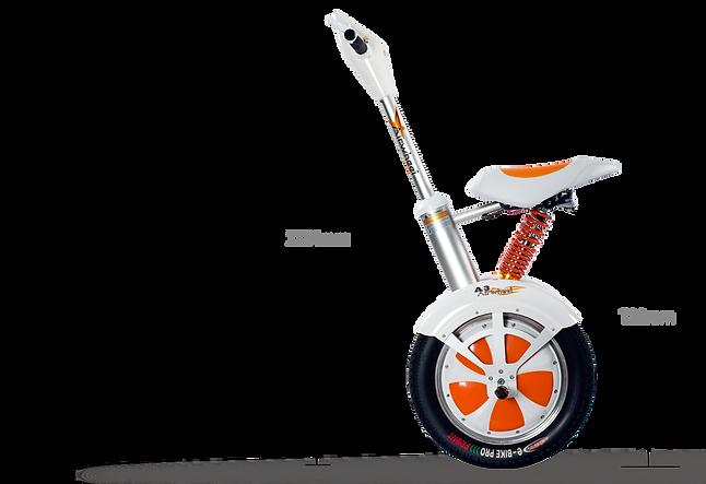 Airwheel A3 dimensões e material