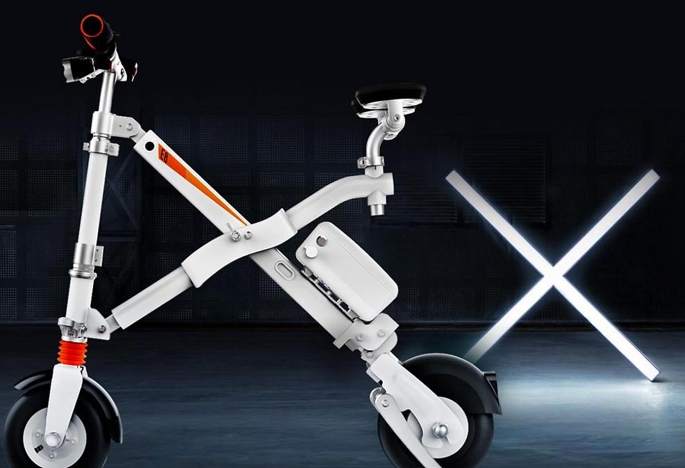 Airwheel E6 com design patenteado