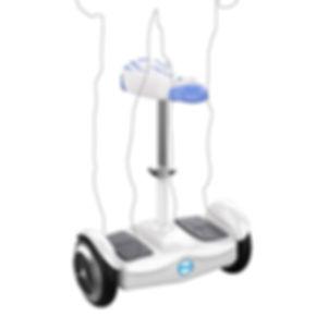Airwheel S6 como andar