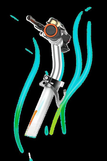 Airwheel Z5 punho