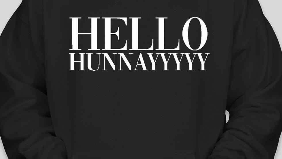 """HELLO HUNNAYYYYY"" Sweater"