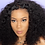 Thumbnail: Deep Curly Brazilian Frontal Wig