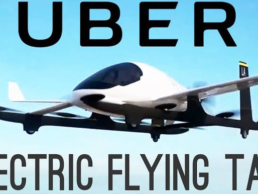The race to build a flying electric taxi