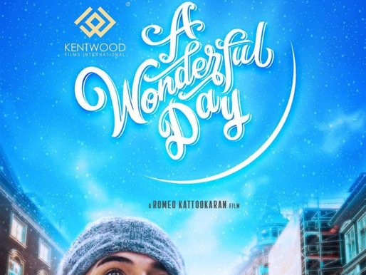 """Wonderful Romeos """"A Wonderful Day"""", 11 Awarded Film is All Set To Release On 03rd Dec .."""