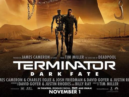 Terminator Dark Fate movie review: Dear Arnold Schwarzenegger, it's time to say hasta la vista !