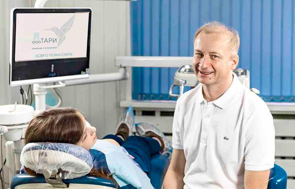 Доктор Калинин - ортодонт