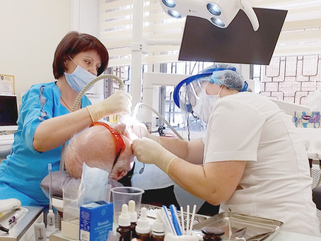 Стоматология Тари ведет прием в рабочем режиме!
