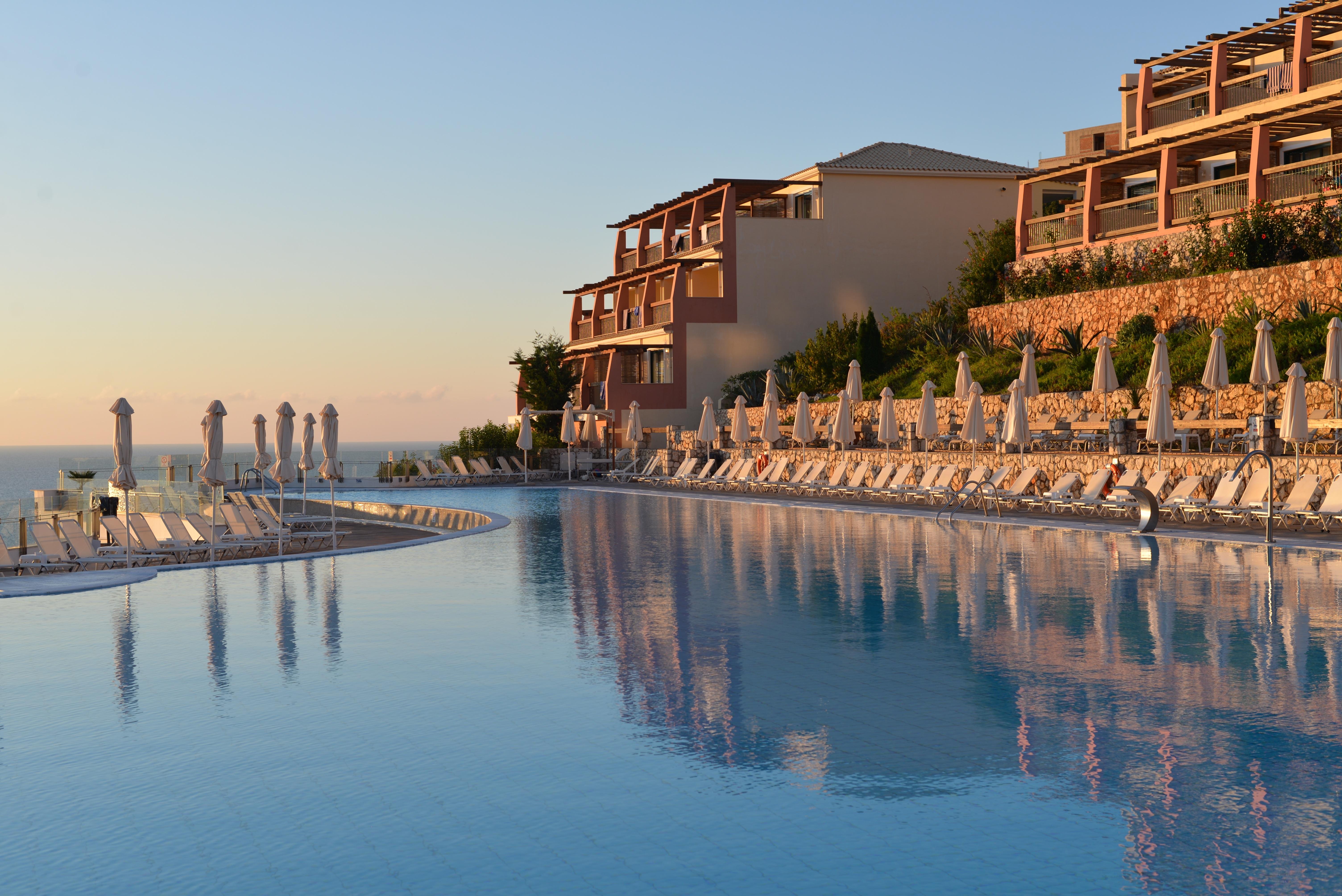 отель для лучшего отдыха на Кефалонии