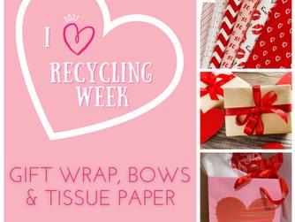 I Heart Recycling Week (2021)-Feb 8th