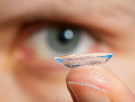 Recycling Contact Lenses, ONE by ONE