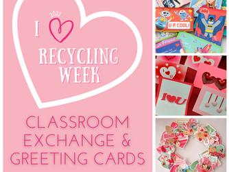 I Heart Recycling Week (2021)-Feb 11th
