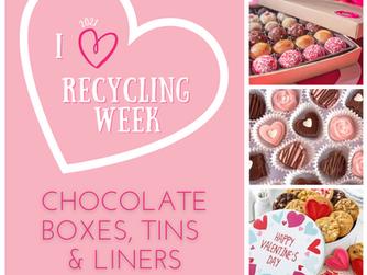 I Heart Recycling Week (2021)-Feb 9th
