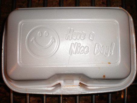 Take out containers: Do you really need them?
