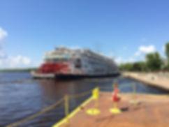 Port of La Crosse Barge Tour