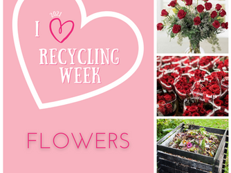 I Heart Recycling Week (2021)-Feb 13th
