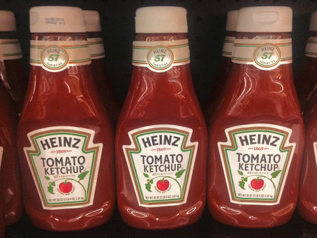 What Does a Ketchup Bottle & a Polyester Shirt Have in Common?