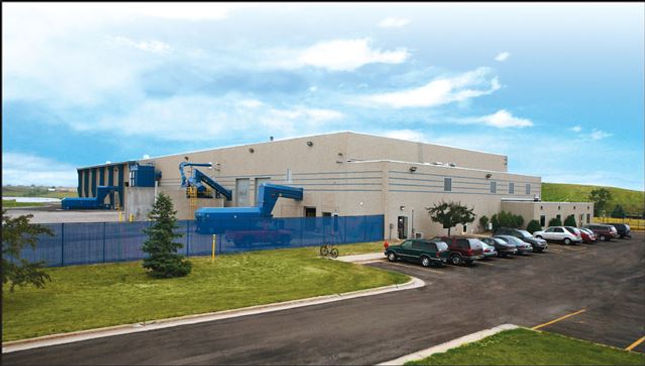 Outagamie County Recycling Facility