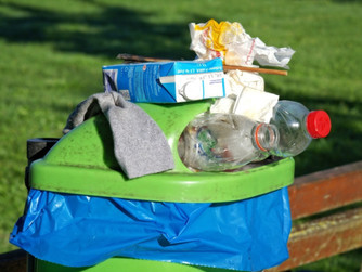 There's Probably Trash in Your Recycling Bin. What's the Big Deal?