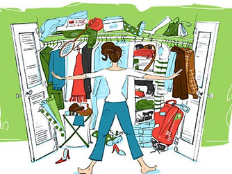 Spring Clean Your Cupboards & Closets in 5 Easy Steps