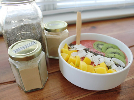 Spring Break Smoothie Bowl Recipe