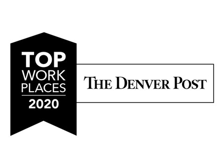 Madison & Company: Awarded One Of Denver's 2020 Top Workplaces (For The 7th Year In A Row!)