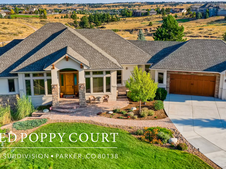 Gorgeous Custom Ranch on 1.5 Acres Backing Open Space with Serene Views (Madison & Co. Properties)