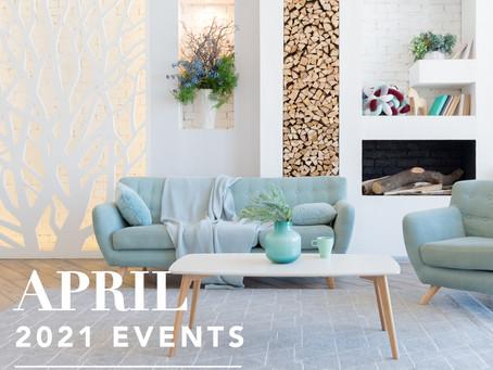 April 2021 Events