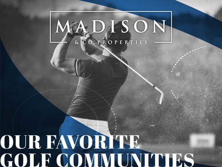 Favorite Golf Communities around Denver - Madison & Company Properties