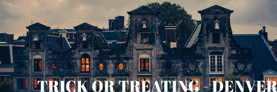 Top 5 Trick or Treat Neighborhoods in Denver - Madison & Company Properties