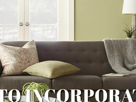 How to Incorporate Green Into Your Home this March - Madison & Co. Properties.