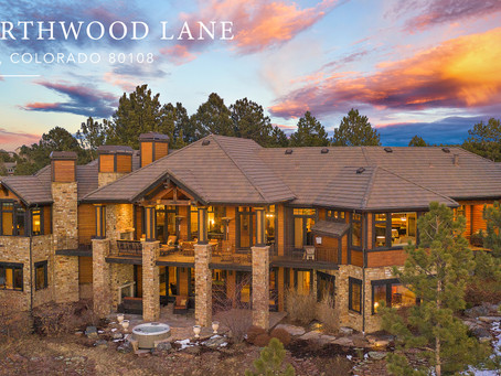A Castle Pines Village Beauty with Mountain and Golf Course Views!  (Madison & Co. Properties)