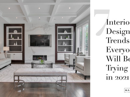 7 Interior Design Trends Everyone Will Be Trying in 2021, According to Experts