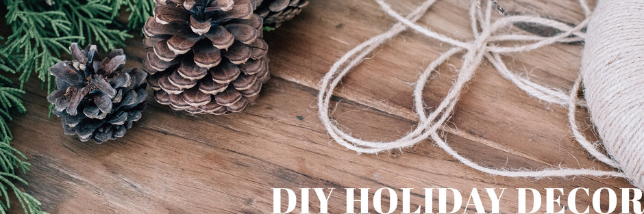DIY Holiday Decor - Madison & Company Properties