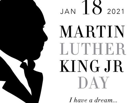 MLK JR Day