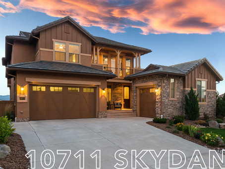 10711 Skydance Dr. Highlands Ranch, CO 80126 - Listed by Tina Christensen