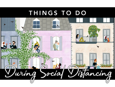 Things to do During Social Distancing in June - Madison & Company Properties