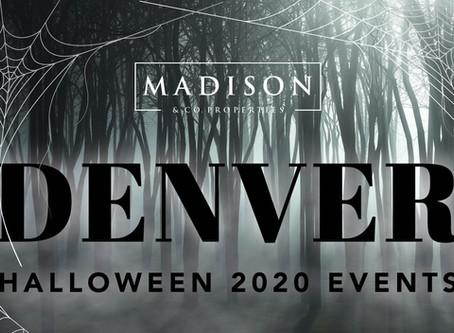 Denver Halloween 2020 Events - Madison & Company Properties