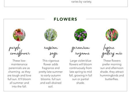Colorado Planting Guide, Madison & Company Properties