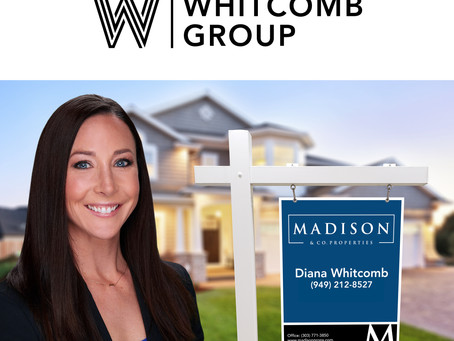 Join Us in Welcoming Diana Whitcomb to Madison & Company Properties
