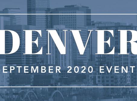Denver September Events - Madison & Company Properties