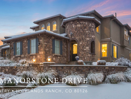 Quintessential Colorado mountain style home nestled in Backcountry (Madison & Co. Properties)