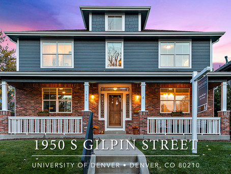 Exceptional Beauty Located in the Denver University Neighborhood (Madison & Co. Properties)