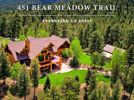 Quintessential Colorado Log Home (Madison & Co. Properties)