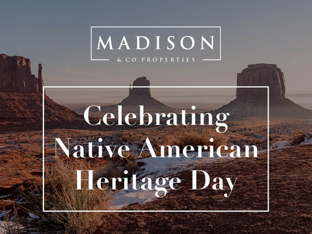 Native American Heritage Day (Madison & Co. Properties)