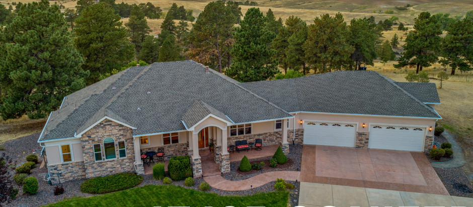 Gorgeous Custom Home Sitting on 5 Acres - Euan Graham at Madison & Company Properties