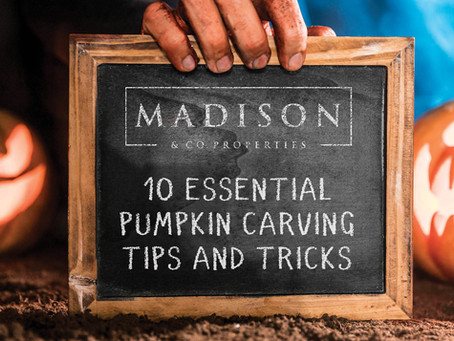 10 Essential Pumpkin Carving Tips and Tricks - Madison & Company Properties