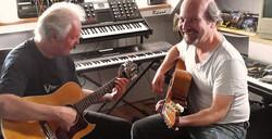 Jamming with Peter van Ravens