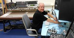 Henk Bol in WORM Studio