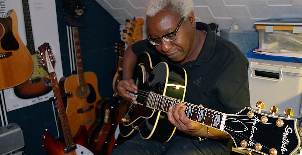 Michael Samson recording